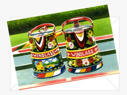 Buckby Cans Cards