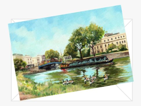 Little Venice London Cards