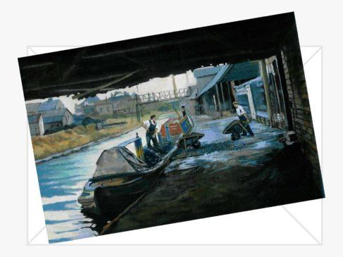 Seddon's Wharf Cards